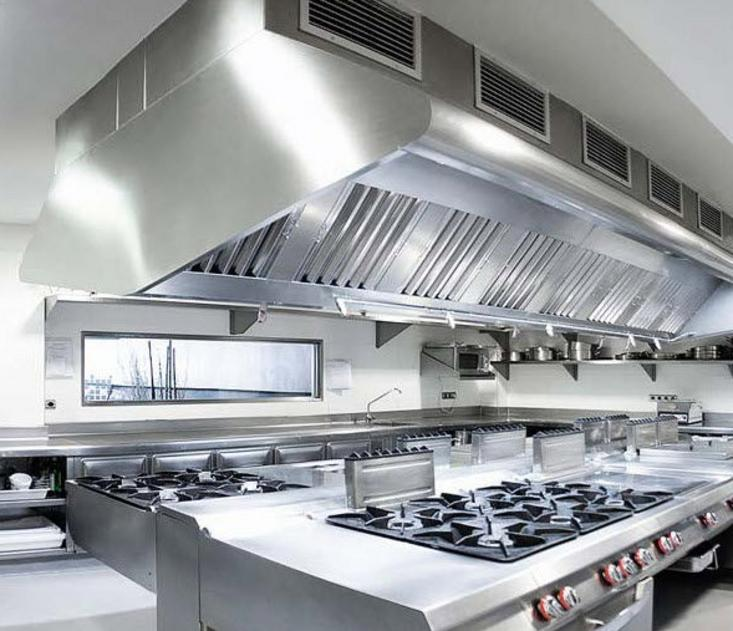 Restaurant Kitchen Hood 360 commercial cleaning | overland park, ks hood exhaust cleaning